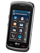 عکس های گوشی LG GT550 Encore