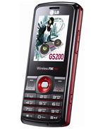 عکس های گوشی LG GS200