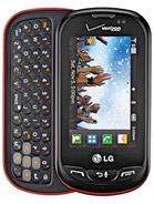 عکس های گوشی LG Extravert VN271