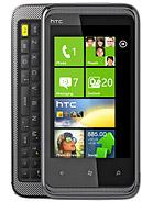 عکس های گوشی HTC 7 Pro