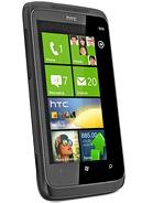 عکس های گوشی HTC 7 Trophy