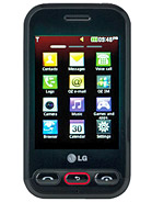 عکس های گوشی LG Flick T320