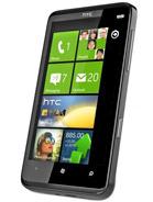 عکس های گوشی HTC HD7