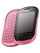 عکس های گوشی LG Optimus Chat C550