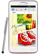 عکس های گوشی alcatel One Touch Scribe Easy