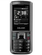 عکس های گوشی Celkon C367