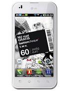 عکس های گوشی LG Optimus Black (White version)