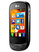 عکس های گوشی LG T505