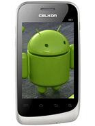 عکس های گوشی Celkon A85
