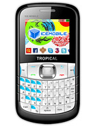 عکس های گوشی Icemobile Tropical