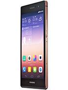 عکس های گوشی Huawei Ascend P7 Sapphire Edition