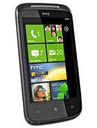 عکس های گوشی HTC 7 Mozart