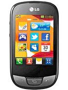 عکس های گوشی LG T510