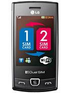 عکس های گوشی LG P525