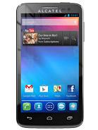 عکس های گوشی alcatel One Touch X